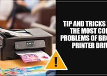Brother Printer Drivers Problems