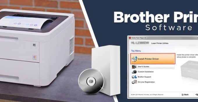 brother printer software