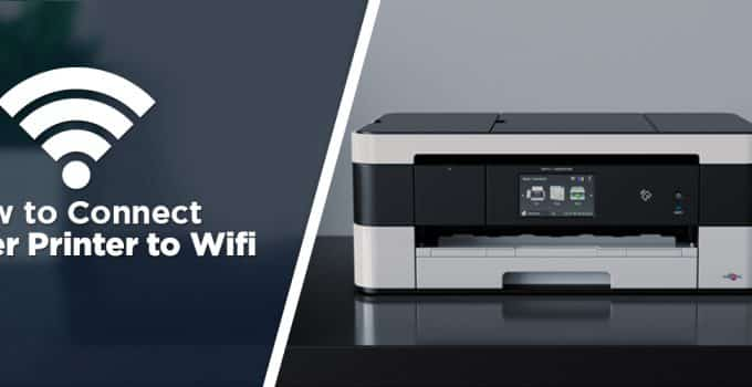 how to connect brother printer to wifi 11