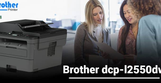 Brother dcp-l2550dw