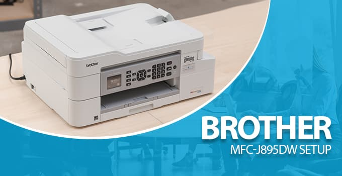 Brother MFC-J895DW